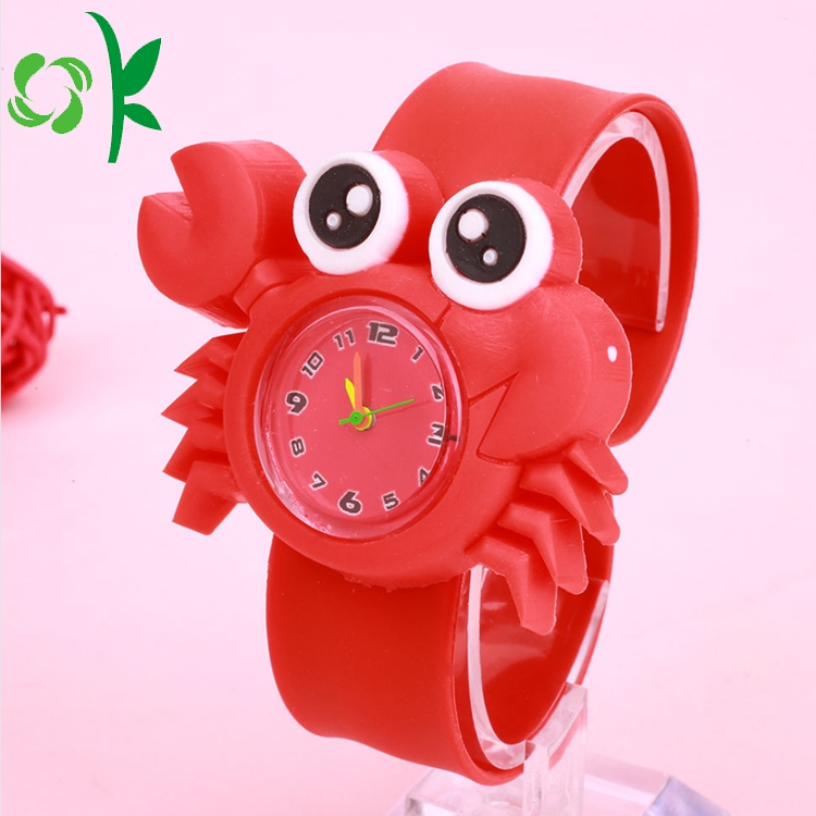 Cartoon Silicone Watch Bands