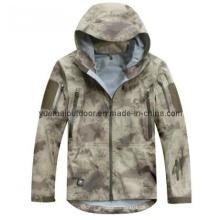 Military Hardshell Jacke mit hoher Qualität wasserdicht und atmungsaktiv