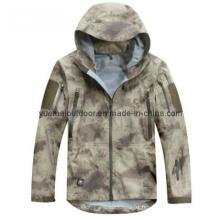 Veste Hardshell militaire avec haute qualité étanche et respirante