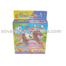 B / O CARTOON COCHE DE CABALLO CON SONIDO-905060643