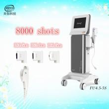Hifu focalisé de machine de Hifu d'ultrason pour l'ascenseur de visage (FU4.5-5S)