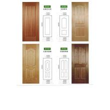 820X2150X3mm piel de la puerta / diseño de la piel de la puerta / piel de la puerta de melamina