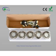 Наклонный светодиодный светильник MR16 GU10