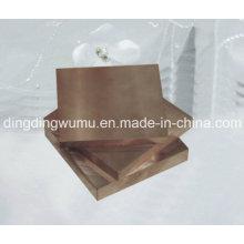 Hohe Dichte Wolfram Kupfer Platte für Kühlkörper elektrische Verpackung