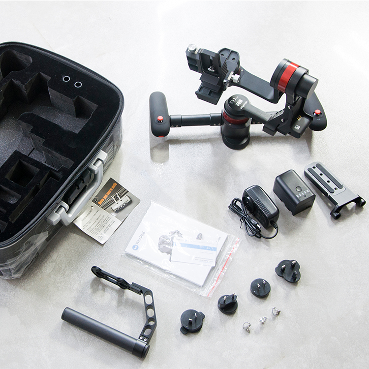 3-axis gimbal dslr