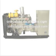 Groupe de générateur de gaz refroidi par eau Weifang 58kw / 79hp / 1500rpm