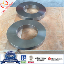 GR12 OD200*ID110*30 Titanium Alloy Forged Ring
