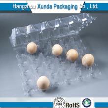Прозрачный 30 кусочков пластикового лотка для яиц