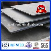 Plaque en acier au carbone galvanisé en vente