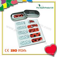Klebebandage in einer Blechdose oder einem Verbandspender (PH4361)