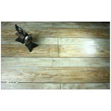 12.3mm AC4 Hand Scraped Oak V-Grooved Laminate Floor