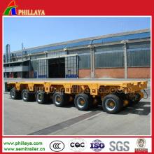 Hydraulic Rotary Axles Heavy Load Trailer