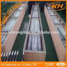 KH API pompe de tige ventouse subsurface, pompe à tige, pompe à tubes pour équipement de forage