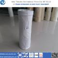 Bolsa de filtro de polvo de PTFE para la planta de energía de carbón con muestra gratis