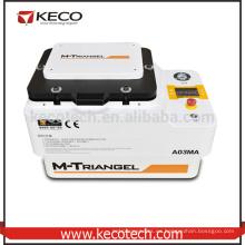 Gasbag tipo Laminación automática y la eliminación de burbujas de la máquina de montaje para el teléfono LCD Renovar