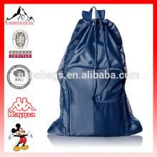 Drawstring Mesh Bag Ventilator Equipment Gym Bag