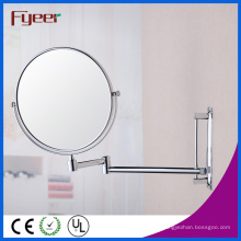Fyeer 8 pouces double côté miroir cosmétique mural (M0418)