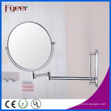 Fyeer 8 Inch Double Side Round Cosmetic Mirror Wall (M0418)