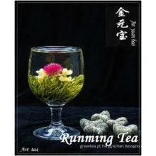Jing Yuan Bao (chá de florescência branco do coração doce RMT-BMW034) PADRÃO DA UE