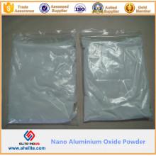 Pó Al2O3 do óxido de alumínio Nano da pureza alta 99,999%