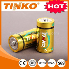 TINKO LR20 Alkaline battery OEM welcomed 2pcs/blister