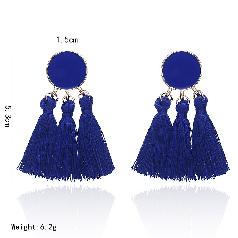 wholesale tassel earrings