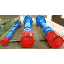 Высокая эффективность длинный вал вертикальный центробежный насос