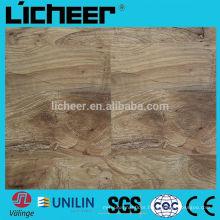 Embossed laminate flooring/100% waterproof laminate flooring