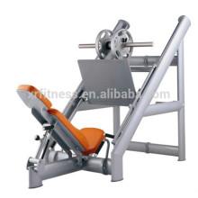 Équipement commercial de forme physique / nouvelle plate-forme de plate-forme de vibration / presse de jambe