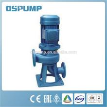 WL(LW) series Vertical without blocking vertical sewage pump