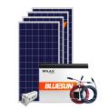 Sistema híbrido híbrido en la red y fuera de la red 3kw 5kw 10kw generador de viento solar híbrido