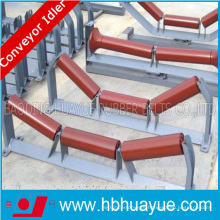 Steel Carrying Flat Rollers. Steel Flat Troughing Conveyor Idler
