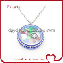 New Arrival Floating Pendant Necklace