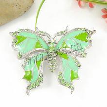 Gets.com zinc alloy enamel flower brooch lot