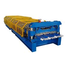 IBR Trapezoidal tile panel roll forming machine popular machines China machinery