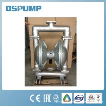 PP-Druckluft-Doppelmembranpumpe