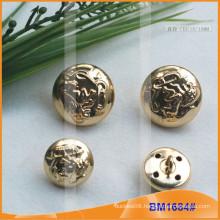 Custom Fashion Metal Uniform Button for Army BM1684