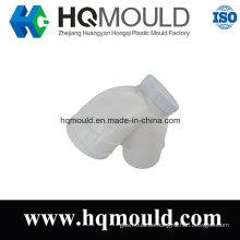 Molde de inyección plástico de alta calidad de la trampa de desagüe que cabe el moldeo por inyección