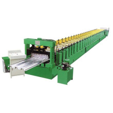 Cold Floor Deck Panel Roll Forming Machine