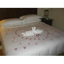 Hotel Linen Water Ripper 100% Cotton White
