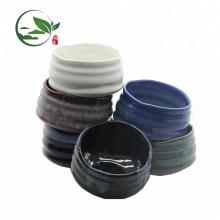 Exportar a Japón Blanco Matcha Chawan Matcha bowl 13.5 * 8cm