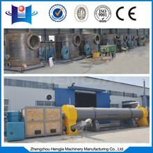 palm shell powder/wood dust biomass burners for boiler and rotary drum dryer