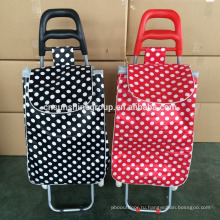 2016 promotional factory trolley shopping cart