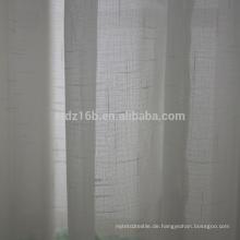 Neue Ankunft Polyester-bloßer Vorhanggewebe