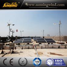 Utilisation supérieure de surveillance de turbine de vent de dessus du toit 400W 2016 (MAX)