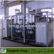 Liquid Oxygen Cryogenic Plant