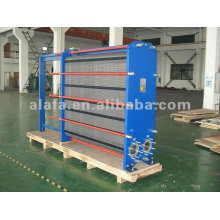 JQ10B Plattenwärmetauscher für Wasser, Platte Wärmetauscher Preis