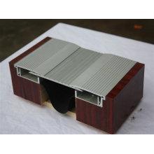 Matériau en alliage d'aluminium Joints d'expansion de plancher en béton