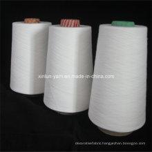 Ring Spun Polyester/Viscose 65/35 Yarn Ne 40/1