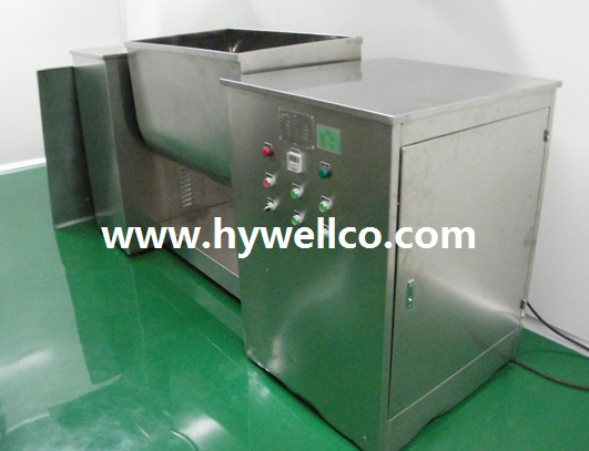 Slot Shaped Mixing Machine